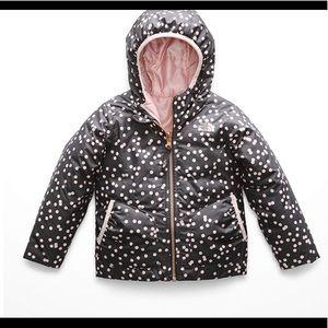 North face jacket 6-12m